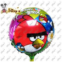 Globos Angry Birds De 18 Pulgadas Fiesta Infantil Cumpleaños