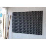 Paneles Acústicos Musycom Para Colgar 1x1,5x 5cm Espesor
