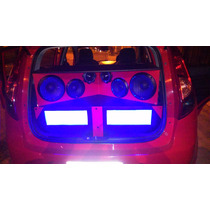 Audio Carro Bajo Parlantes Potencia Radios Tunig Sonido Etc.