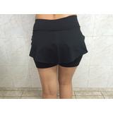 Saia Short Fitness Feminina, Malhar, Academia Zumba