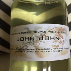 Aromatizador De Roupas John John 500ml