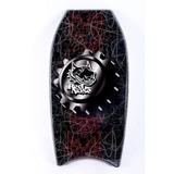 Prancha Bodyboard Red Nose Preta M 90 Cm