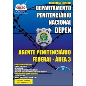 Apostila Digital Depen 2017 Ag Penitenciário Federal-área 3