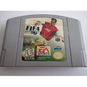 Cartucho Do Nintendo 64 Fifa 99