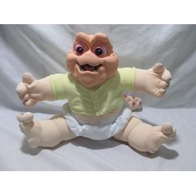 Boneco Baby Sauro Familia Dinossauro Anos 90 Boneco Rs