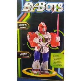 Mega Robo By Bots C/ Movimento E Som