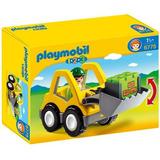 Playmobil 1 2 3 , Escavadeira 6775