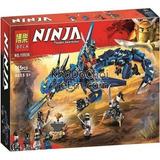 Lego Alterno Ninjago Dragon Azul