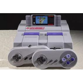 Super Nintendo Extreme: 39 Mil Jogos + Hdmi, Av E 1 Ctrl Ps3