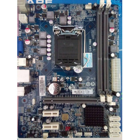 Placa Mãe Intel Lga1155 Ddr3 Ipmh61r3 Pcware