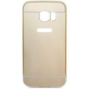 Funda Bumper Carcasa Aluminio Y Acrilico Samsung Galaxy S6
