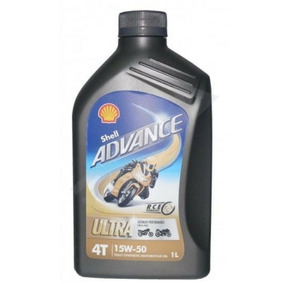 Óleo Shell Advance Ultra 100% Sintético 15w50 Sae J 300