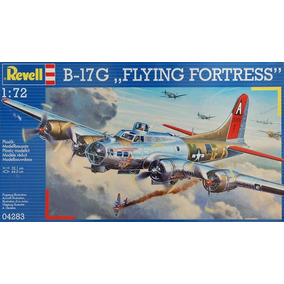 B-17g Flying Fortress 1/72 Marca Revell