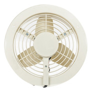 Extractor De Aire Para Baño / Cocina 25 Cm Para Pared Gatti Ventilacion