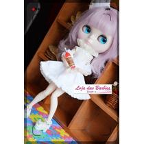 Miniatura Garrafinha Para Boneca Barbie * Blythe * Re-ment