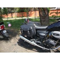 Alforjas Para Moto Choper Italica 150cc O 200cc