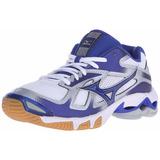 Mizuno Wave Bolt 5 Tenis Voleybol Gym Squash Azul Rey/blanco