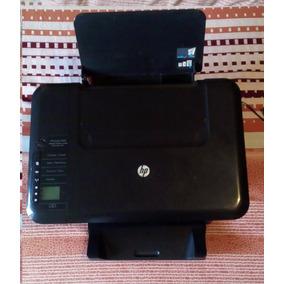Impresora Todo-en-uno Hp Deskjet Serie 3050 - J610