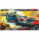 Lancha Gi-joe Retaliation Cobra Fangboat