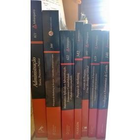 Livros Plt Anhanguera - Lote: 801,622,342,619,148,344 E 692