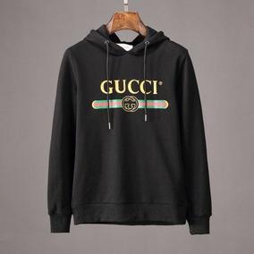 Moletom Casaco Gucci Gg Masculino   Feminino - Promoção d373cff2934