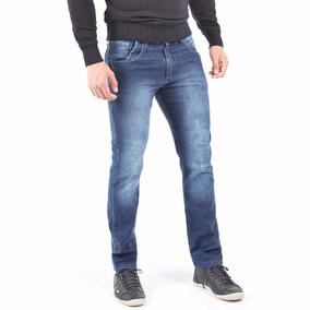 Lote Com 2 Calças Jeans Plus Size Masculina - Tamanho Grande