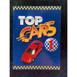 Album Top Car , 80 Fichas M/m Edic.española Año 2000