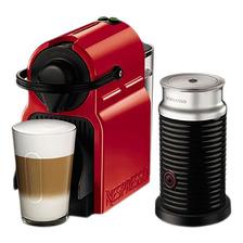 Cafetera Nespresso Inissia Y Espumador De Leche + Cupón Café