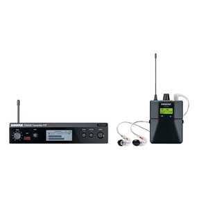 Sistema De Monitoreo Personal Inalámbrico Shure Psm 300 Con