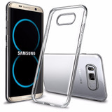 Case Samsung Galaxy S8 Y S8 Plus Back Cover Clear