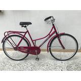 Bicicleta Tipo Inglesa Dama