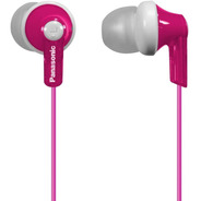 Auriculares Panasonic Ergo Fit In Ear Rosa