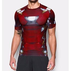 Polo Iron Man Under Armour