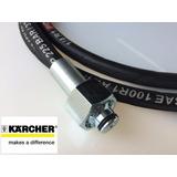 Mangueira Aço Karcher K2195/ K 2,27/ K 2350 / K 2360/-10mts