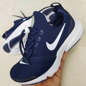 1d6e1b0c9bf88 Zapatillas Nike 34 - Ropa y Accesorios Azul marino en Mercado Libre ...