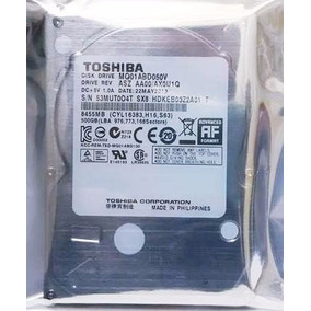 Hd Toshiba Notebook 500 Giga , Super Barato.