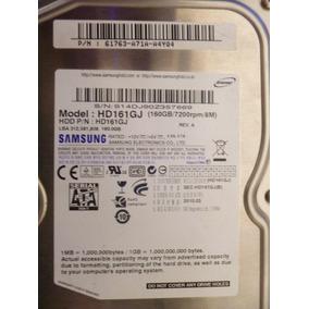Placa Lógica Hdd Samsung P/n: Hd161gj
