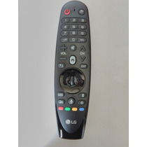 Controle Remoto Tv Lg Smart Magic An-mr600 Original-novo