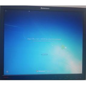 Monitor Usado Thinkvision L1711p 17.0 Perfecto Estado