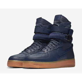 Nike Sf-af1 midnight Navy (7, 7.5 Mx) Mayma Sneakers