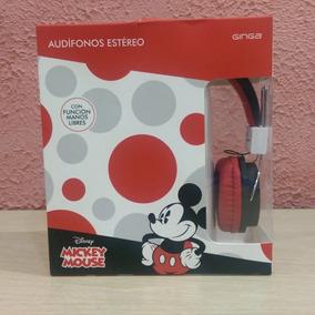 Audífonos Manos Libres Dj Star Wars, Mickey Mouse