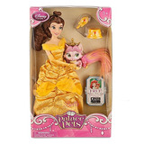 Disney Princess Beauty And The Beast Belle And !