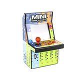Mini Videojuego Maquina Arcade De Palanca 200 Juegos Te1270
