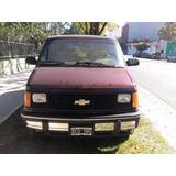 Chevrolet Astro Van 1994 Como Nueva 90 Mil Km Reales