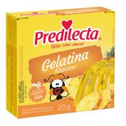 Gelatina Em Pó Abacaxi 20g Predilecta