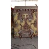 Piezas Prehispánicas (tlaltecuhtli)
