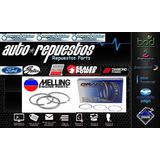 Anillos Chevrolet 262 292 305 350