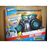 Juguete Las Tortugas Ninja 143 Hotwheels Monster Jam Truck