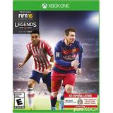 Fifa 16 Xbox One Nuevo Y Sellado, Fisico