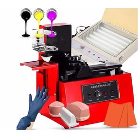 Kit De Impresión Tampografía Semi-automática Kit De Inicio